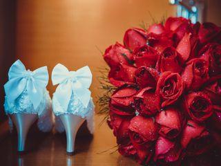 O casamento de Vânia e Lucio 1