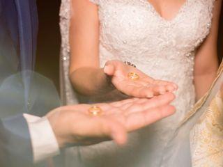 O casamento de Luana e Wesley 1