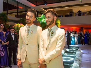 O casamento de Vagner e Felipe 1