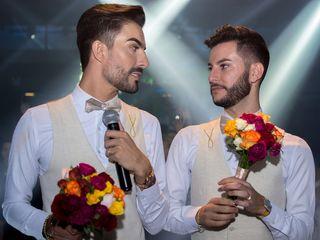O casamento de Vagner e Felipe