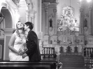 O casamento de Éricka e Marlon