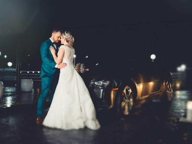 O casamento de Luana e Wesley
