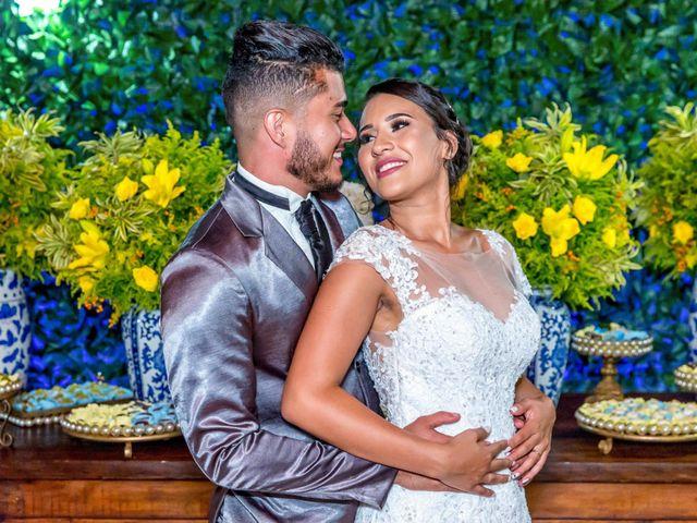 O casamento de Thamara e Gabriel