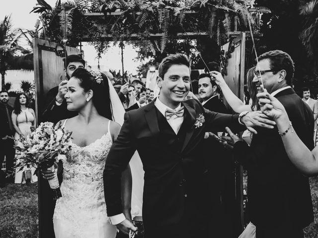 O casamento de Mariane e Vitor