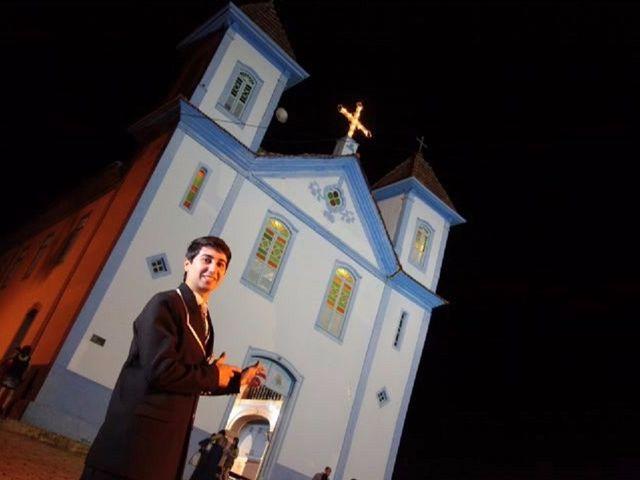 O casamento de Marlon e Éricka em Piacatuba, Minas Gerais 6