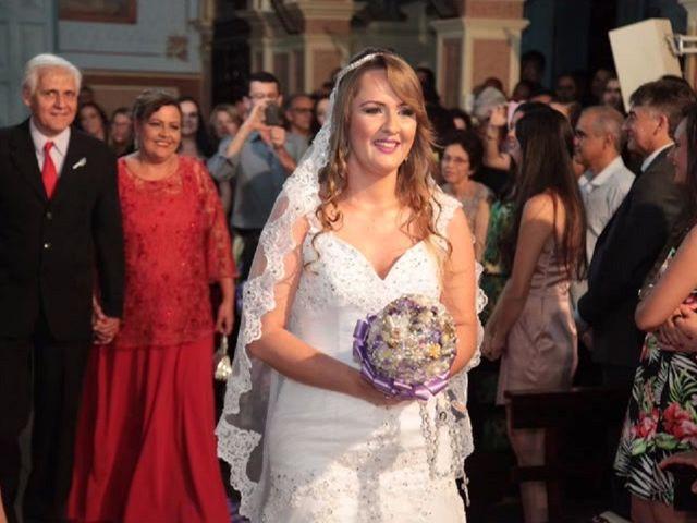 O casamento de Marlon e Éricka em Piacatuba, Minas Gerais 10