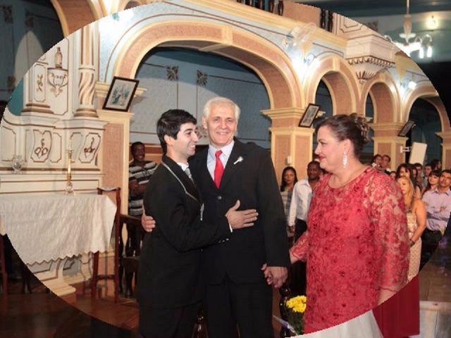 O casamento de Marlon e Éricka em Piacatuba, Minas Gerais 12