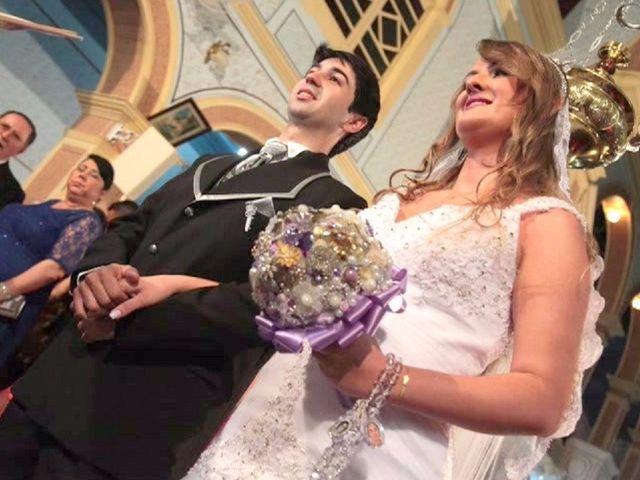 O casamento de Marlon e Éricka em Piacatuba, Minas Gerais 16