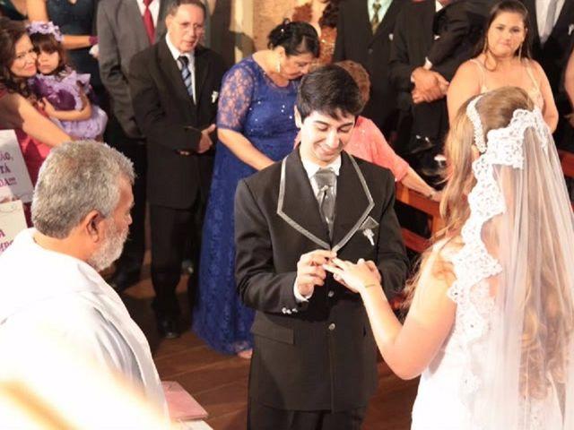 O casamento de Marlon e Éricka em Piacatuba, Minas Gerais 19