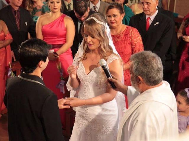 O casamento de Marlon e Éricka em Piacatuba, Minas Gerais 21