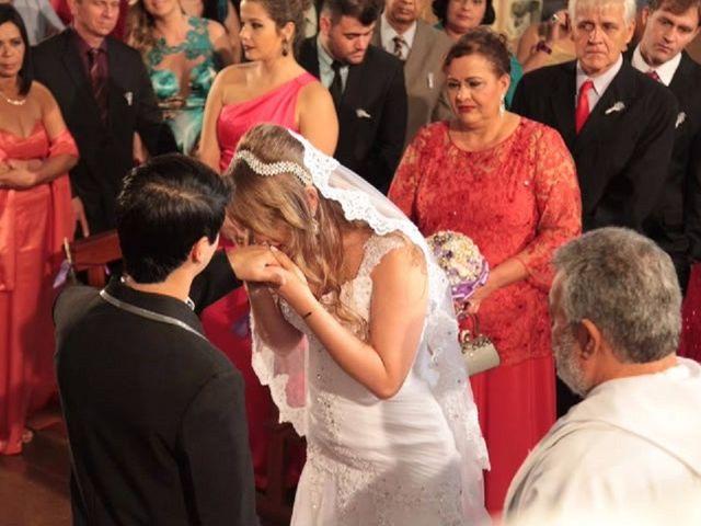 O casamento de Marlon e Éricka em Piacatuba, Minas Gerais 22