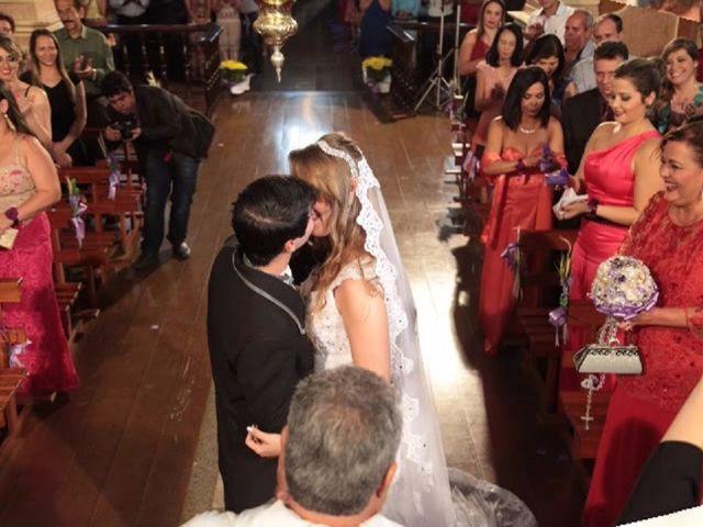 O casamento de Marlon e Éricka em Piacatuba, Minas Gerais 23