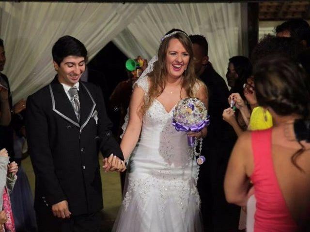 O casamento de Marlon e Éricka em Piacatuba, Minas Gerais 33