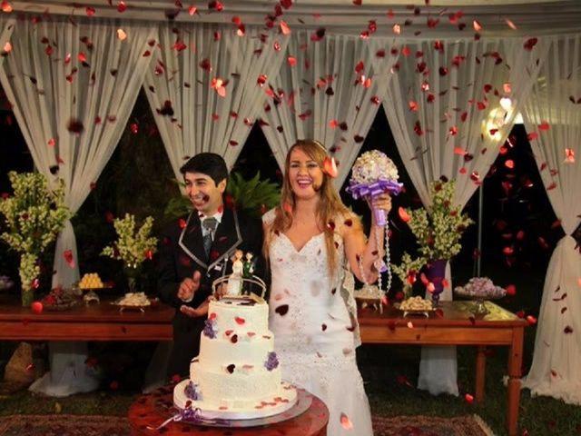 O casamento de Marlon e Éricka em Piacatuba, Minas Gerais 34