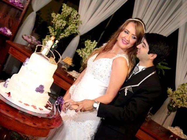 O casamento de Marlon e Éricka em Piacatuba, Minas Gerais 39
