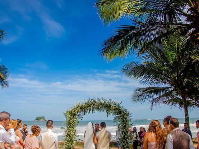 O casamento de Adriana e Osmar