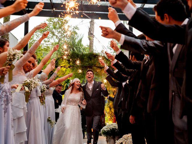 O casamento de Luciana e Lucas
