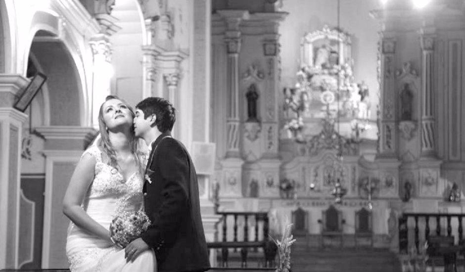 O casamento de Marlon e Éricka em Piacatuba, Minas Gerais