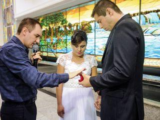 O casamento de Bruna  e Diogo 1