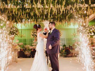 O casamento de Pamella e Bruno