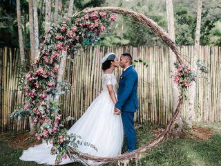 O casamento de Gabriela e Leo