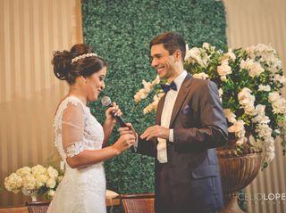O casamento de Thaize e Said 1