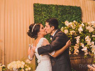 O casamento de Thaize e Said