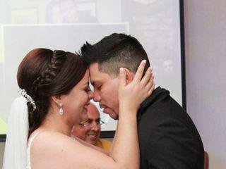 O casamento de Thiago e Luciana