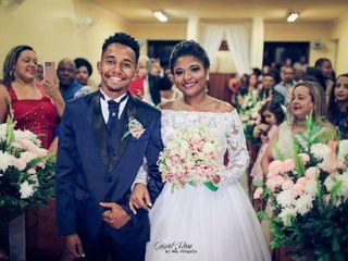 O casamento de Sthefani  e Davi