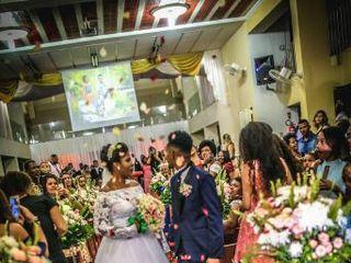 O casamento de Sthefani  e Davi  2