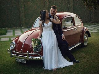 O casamento de Fabi e Beto 1