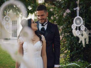 O casamento de Fabi e Beto 2
