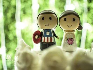 O casamento de Thais e Jefferson 3