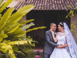 O casamento de Thais e Jefferson