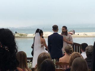O casamento de Lenyta e Deison