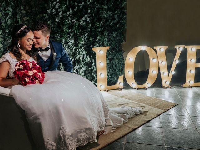 O casamento de Tamiris e Luis