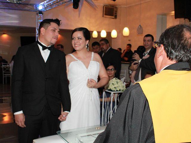 O casamento de Luciana e Thiago em Osasco, São Paulo 1
