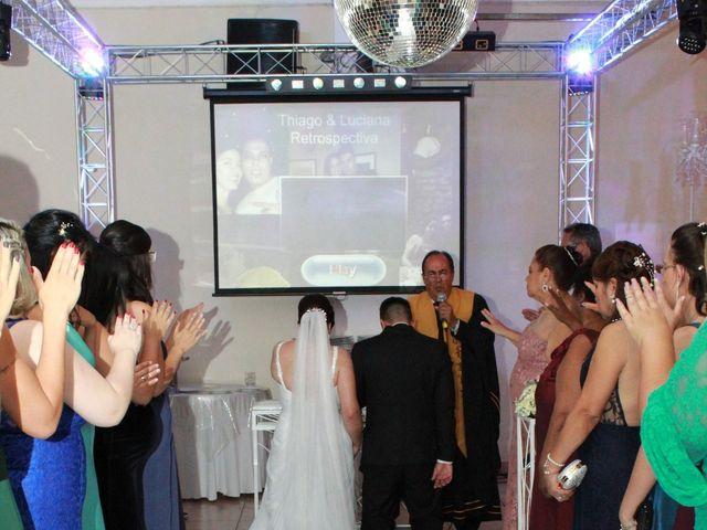 O casamento de Luciana e Thiago em Osasco, São Paulo 7
