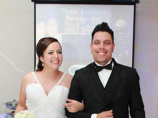 O casamento de Luciana e Thiago em Osasco, São Paulo 8
