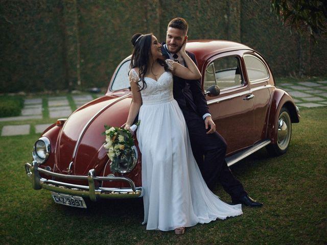 O casamento de Fabi e Beto