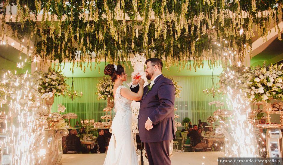 O casamento de Bruno e Pamella em Araguaína, Tocantins