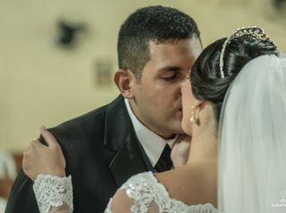 O casamento de Isabelle e Alexandre