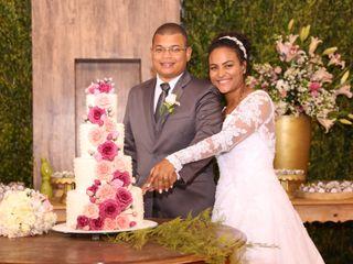 O casamento de Jonathas e Rafaela