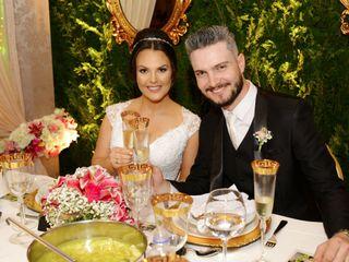 O casamento de Vania e Felipe