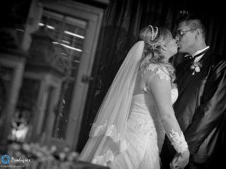 O casamento de Jennyfer e Wellington