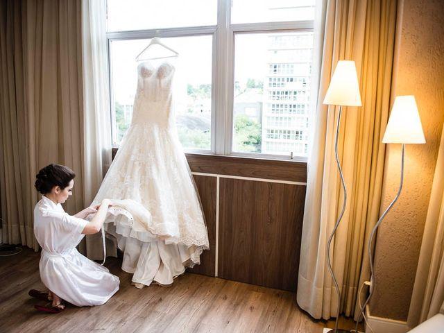 O casamento de Andre e Carol em Curitiba, Paraná 2