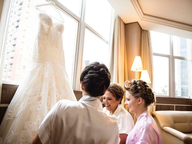 O casamento de Andre e Carol em Curitiba, Paraná 3