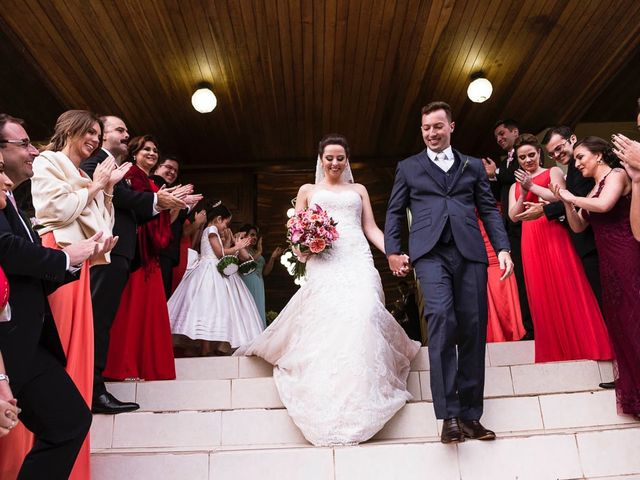 O casamento de Andre e Carol em Curitiba, Paraná 15