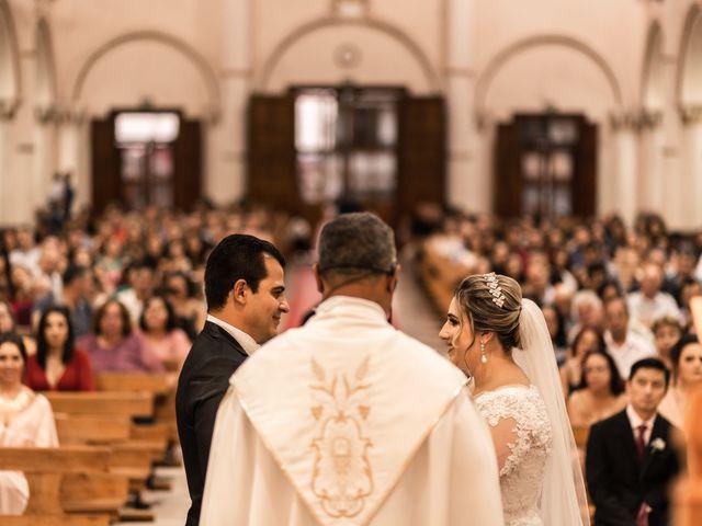 O casamento de Andressa e Júnior