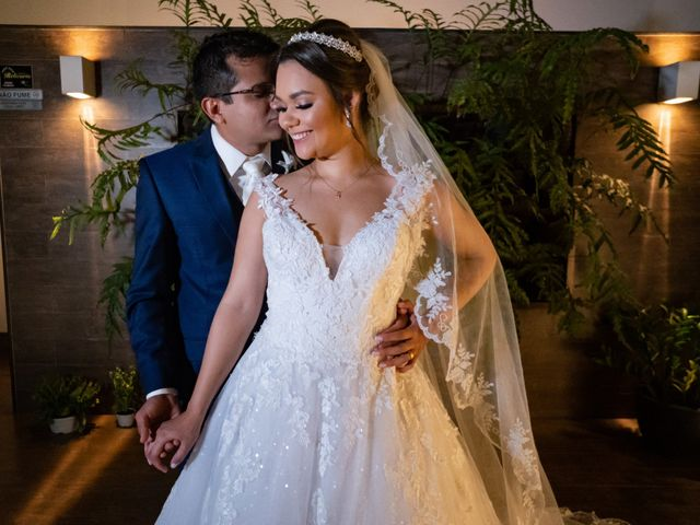 O casamento de Angelica e Marcus